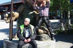 Två svenska troll och en genuin norrman. Eller var det tvärt om?