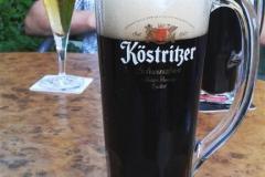 13. Goslars öl var av XXL-format och ögonlocken blev efter hand lite tunga.