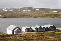 Milsvida sjöar på Hardanger utnyttjas för nya fjällmarina miljöer.