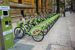 08. Precision i elparaden av cyklar.